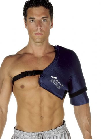 Elasto-Gel Shoulder Therapy Brace Large